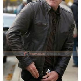 Chicago P.D Hank Voight Leather Jacket