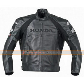 Joe Rocket Honda SuperHawk Black Jacket