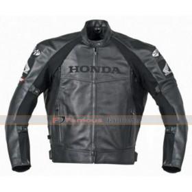 Joe Rocket Honda SuperHawk Black Jacket