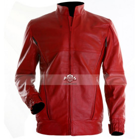 Place Beyond The Pines Ryan Gosling (Luke) Red Motorcycle Jacket