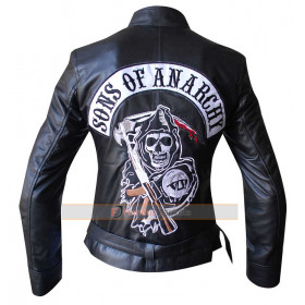 Sons of Anarchy Reaper Women's Highway Jacket