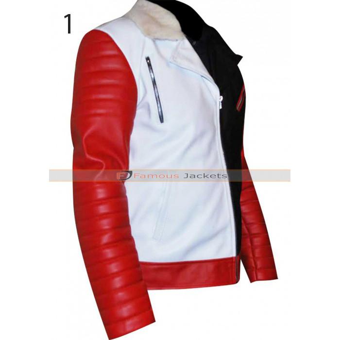 Descendants 2015 Carlos (Cameron Boyce) Jacket Costume