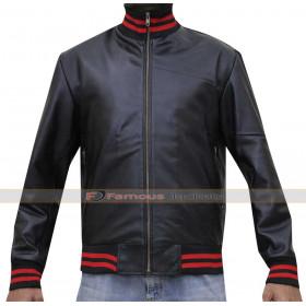 Eminem Not Afraid Bomber Black Jacket