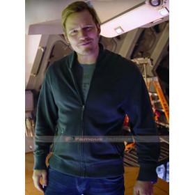 Guardians of the Galaxy Vol. 2 Chris Pratt Black Jacket