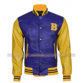 Teen Wolf Michael J Fox (Scott Howard) Jacket