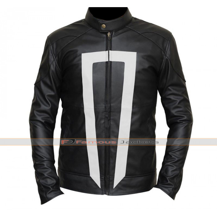 Faux Leather Shirt For Women