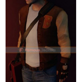 Appealing Hotline Miami Varsity Jacket