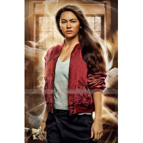 Jessica Henwick Iron Fist Colleen Wing Jacket