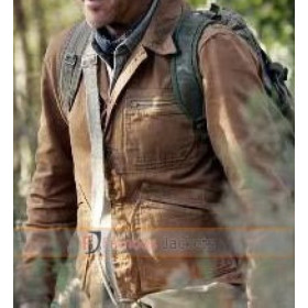 24: Redemption Kiefer Sutherland (Jack Bauer) Brown Leather Jacket