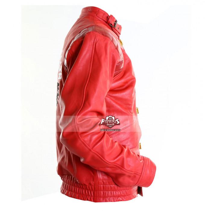 Akira Capsule Jacket Jacket Akira Capsule Red