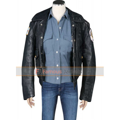 Angel Eyes Jennifer Lopez (Sharon Pogue) Police Jacket