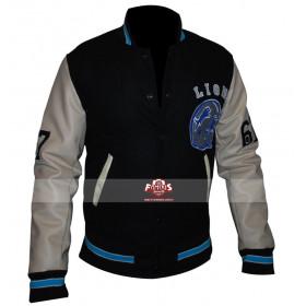 Beverly Hills Cop Detroit Lions Axel Foley (Eddie Murphy) Jacket