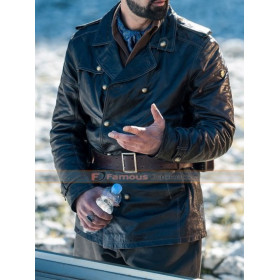 Big Game Hazar (Mehmet Kurtulus) Leather Jacket