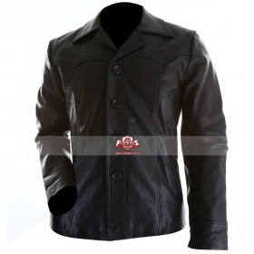 Killing Them Softly Brad Pitt (Jackie Cogan) Jacket