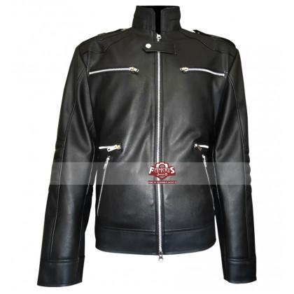 Breaking Bad Season 5 Aaron Paul Black Jacket