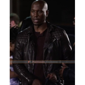 DJ Ride Along 2 Tyrese Gibson Leather Jacket