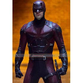Daredevil Season 2 Charlie Cox Matt Murdock Jacket