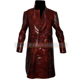 Death Sentence Billy Darley (Garrett Hedlund) Jacket Coat