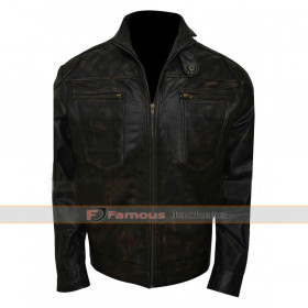 Alex Lannen Dominion TV Series Leather Jacket