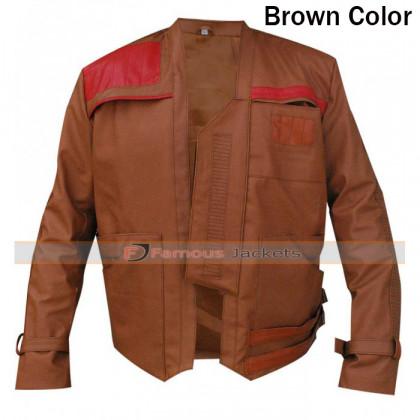 The Force Awakens Star Wars Finn Jacket