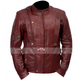 Guardians Of The Galaxy Chris Pratt (Starlord) Jacket