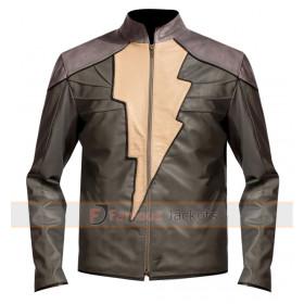 Injustice Black Adam Leather Jacket