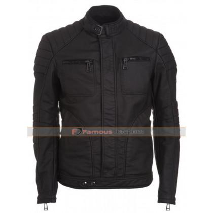 Arrow John Barrowman Leather Jacket