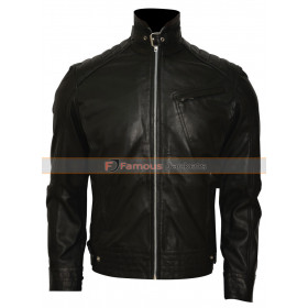 Legacy Aaron Cross Bourne Leather Jacket