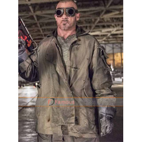 Legends Of Tomorrow Dominic Purcell (Heat Wave) Leather Jacket