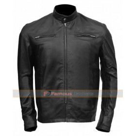 Godzilla Lieutenant Ford Leather Jacket