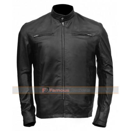 Godzilla Lieutenant Ford Leather Jacket