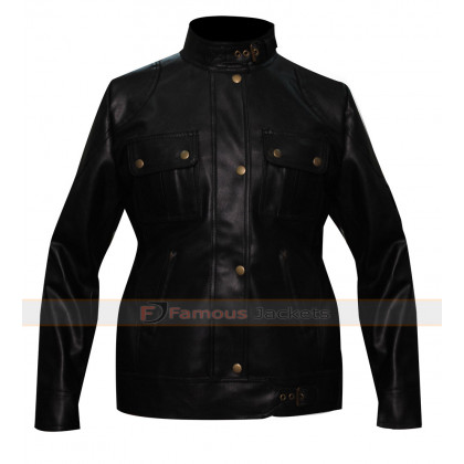 Hellboy II The Golden Army Liz Sherman (Selma Blair) Jacket Costume