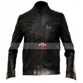 The Ghost Of Girlfriends Past Matthew Mcconaughey Leather Jacket