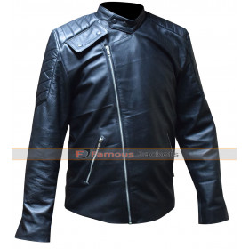 Pike Buffy the Vampire Slayer Leather Jacket