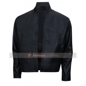 Raizo Ninja Assassin Black Leather Jacket