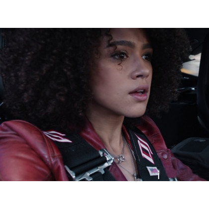 Ramsey The Fate Of The Furious Leather Jacket