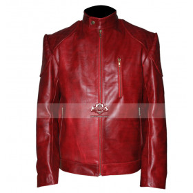 Kevin Hart Ride Along Mens Motorcycle Jacket