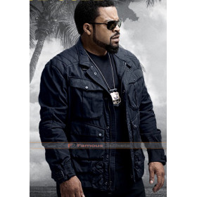 Ice Cube Ride Along 2 James Payton Jacket