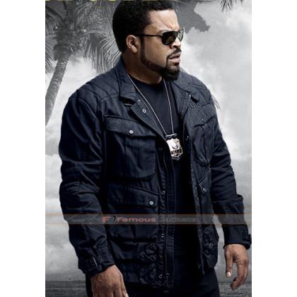 Ice Cube Ride Along 2 James Payton Jacket