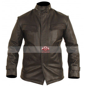 RIPD Ryan Reynolds (Nick) Black Leather Jacket