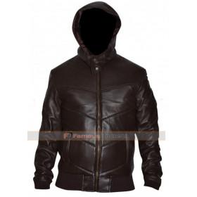 Kim Soo‑hyun Saw the Devil Leather Jacket
