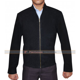 Spectre James Bond 007 (Daniel Craig) Suede Leather Jacket