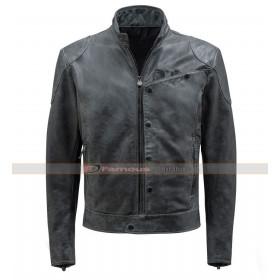 Star Wars Fighter Blouson Leather Jacket