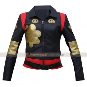 Katana Suicide Squad Tatsu Yamashiro Jacket