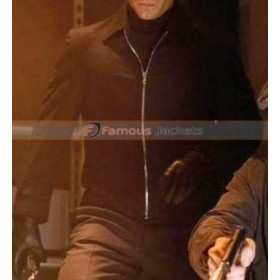 The Man From Uncle Henry Cavill (Napoleon Solo) Black Jacket