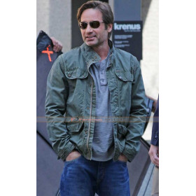 The X-Files David Duchovny (Fox Mulder) Jacket
