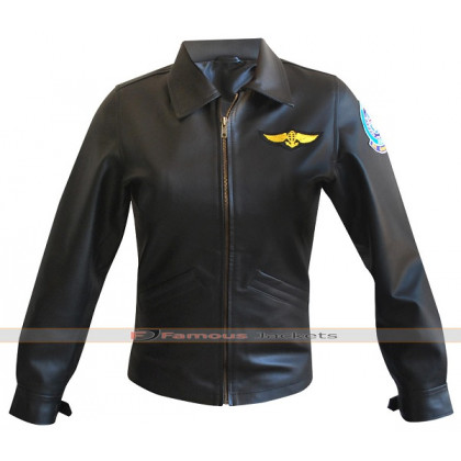 Top Gun Kelly McGillis (Charlotte 'Charlie' Blackwood) Jacket