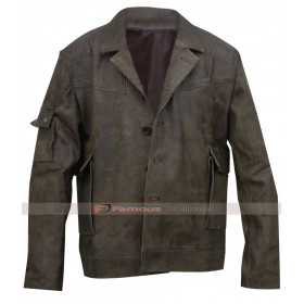 Michael Corvin Underworld Evolution Scott Distressed Jacket