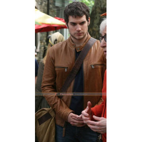 Whatever Works Henry Cavill (Randy Lee James) Jacket