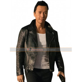 XXX Return of Xander Cage Xiang Leather Jacket